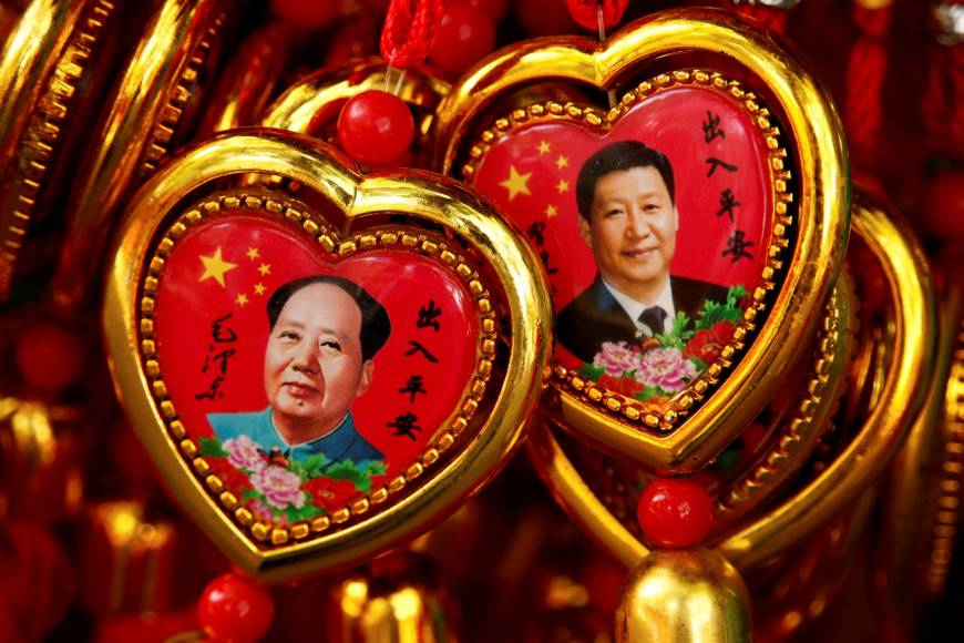xi takes steps to lifelong sole leadership on a par with mao the