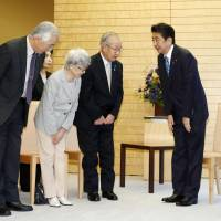 Abe to abductees' families: Japan vows to bring kidnaps victims back home from North Korea