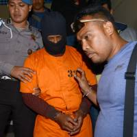 Man held over murder of Japanese couple in Bali