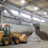 Kagawa city's cutting-edge waste composting plant sparks interest from across Japan