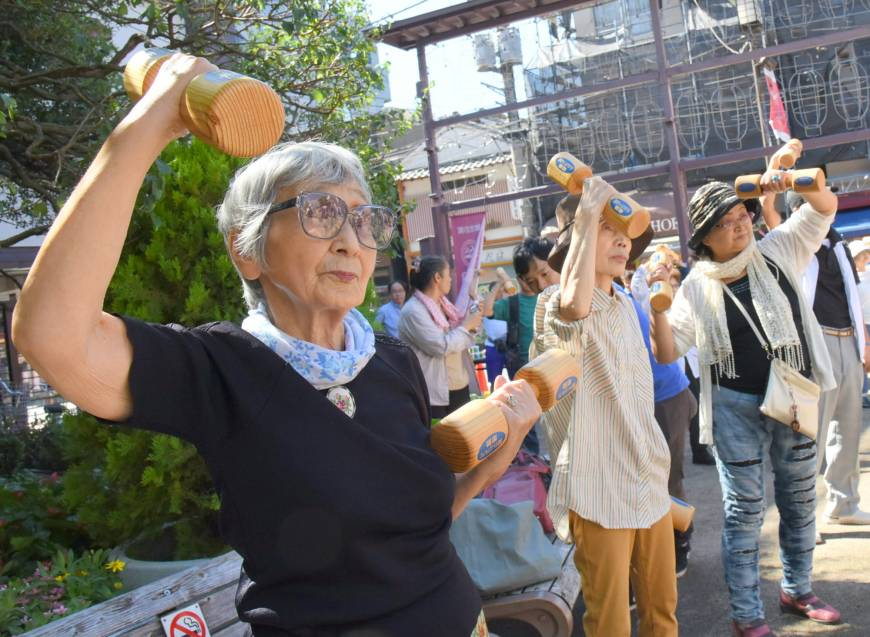 Number of people in Japan aged 90 and above tops 2 million for first time