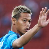 Japan's tourism industry hopes to score on soccer player Keisuke Honda's move to Mexican team