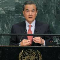 China warns Japan not to abandon dialogue for sanctions in dealing with North Korea