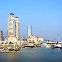 The city of Dalian, China, where a Japanese man has been arrested for alleged espionage, is seen in the undated file photo. | ISTOCK