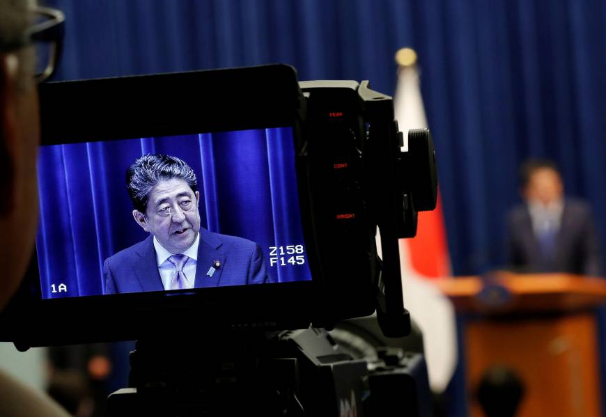 Voters question Abe's decision to call snap election