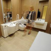 Japan's high-tech lavatory drive picks up pace ahead of Olympics