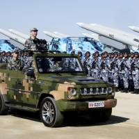 China's troublesome civil-military relations
