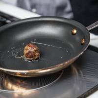 Memphis Meat's $1,000 lab-grown meatball | COURTESY OF MEMPHIS MEAT