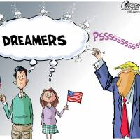 Obama betrayed the 'dreamers' before Trump did