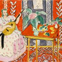 Henri Matisse's 'The Lute' (1943)'