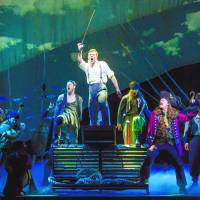 Billy Harrigan Tighe brings life to the man behind 'Peter Pan' in the play 'Finding Neverland'