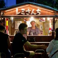Fukuoka street stall offers a du jour taste of Europe