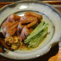 Matsushita: Polishing the tradition of fine soba
