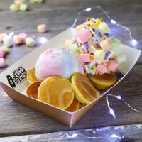 Bear's Sugar Shack: Bite-sized pancakes that melt in your mouth