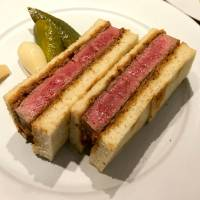 Wagyumafia: The Cutlet Sandwich offers rich cuts of beef