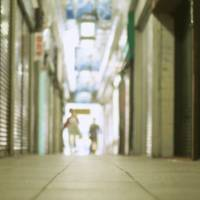 Pulling down the shutters: Without a societal model that makes family life appear important and attractive, perhaps it's no wonder that many Japanese people have stopped choosing it. | ISTOCK
