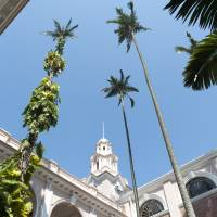 Dreaming spires: The University of Hong Kong sits at 26th in the Quacquarelli Symonds 2018 list and 40th in the Times Higher Education's latest ranking, higher than all of  Japan's universities. | ISTOCK