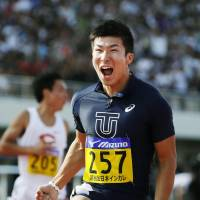 Kiryu makes history with sub-10 second 100 meters