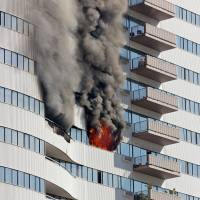 The hot topic of high-rise fire prevention
