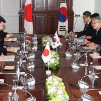 Moon no obstacle to better ties between Tokyo and Seoul