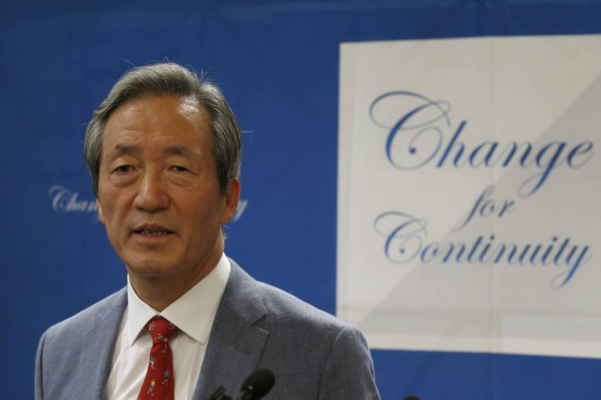 Former FIFA VP Chung granted date to appeal ban at CAS