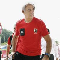 After arriving in Middle East, Halilhodzic challenges team to beat Saudi Arabia