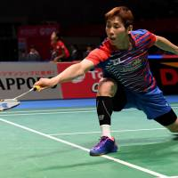 Son outshines Lin to reach Japan Open semifinals