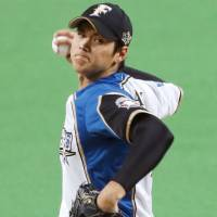 The Fighters' Shohei Otani is expected to move to the major leagues during the offseason. | KYODO
