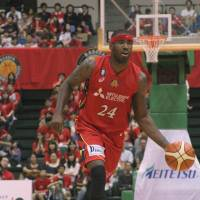 Nagoya's Burrell key for team in transition