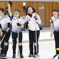 LS Kitami  moves closer to booking spot in Olympic women's curling tournament