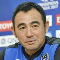 Gamba decide to not offer contract extension to manager Hasegawa
