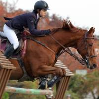 Equestrian Sassa hopes to realize Olympic dream at 2020 Games