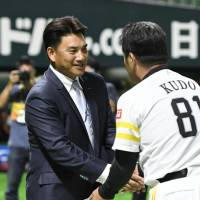 Iguchi to throw first pitch at White Sox game