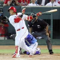 Batista delivers go-ahead sacrifice fly to carry Carp past BayStars