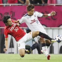 Cerezo dump defending champion Urawa out of J. League Cup