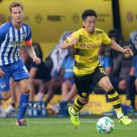 Kagawa withdraws from squad before match against Saudi Arabia