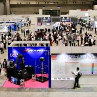 Sports conference offers companies chance to help improve Japan's stadiums and arenas