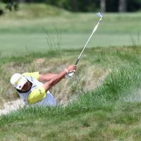 Matsuyama looking to restore previous form