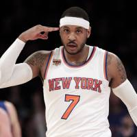 Knicks agree to deal Anthony to Thunder