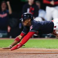 Indians cruise to 19th straight win