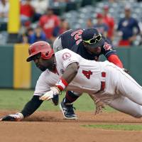 Indians continue historic stretch