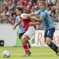 Muto scores first goal of season in Mainz win