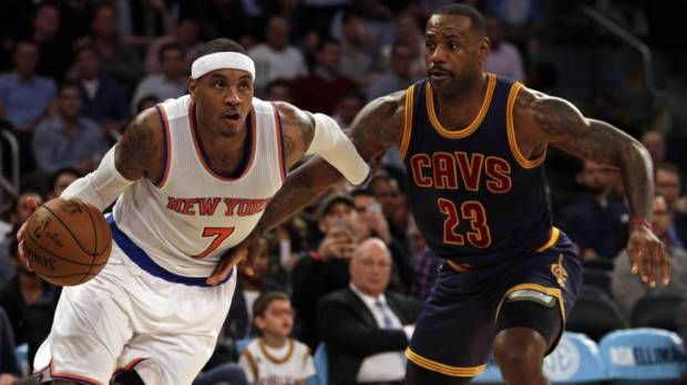Knicks expect Carmelo at camp