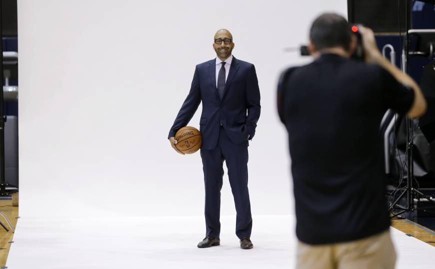 NBA media day: Players trash divisive tirades from America's 'so-called leader' Trump