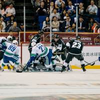 NHL taps into new market in China
