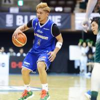 Veteran guard Edward Yamamoto will help the promoted Shimane Susanoo Magic make the jump to the first division this season. | B. LEAGUE