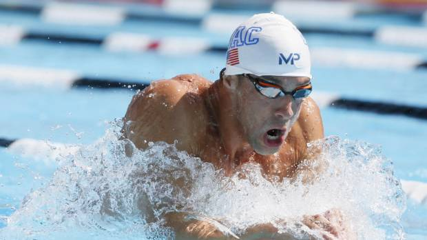 Phelps says 'no desire' for another comeback