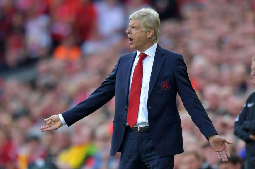 Arsenal's decline tarnishing Wenger's legacy