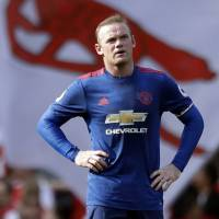 Everton's Rooney arrested on suspicion of drunk driving