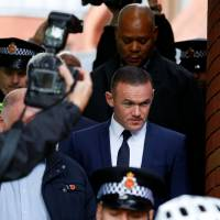 Rooney gets road ban after pleading guilty to drunk driving